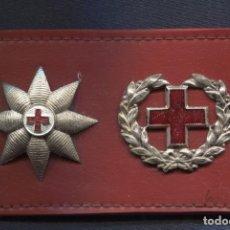 Militaria: GRADUACIÓN DE LA CRUZ ROJA ESPAÑOLA. COMANDANTE. ÉPOCA DE FRANCO.. Lote 156955218