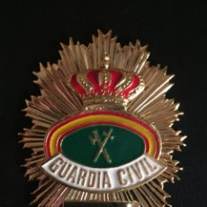 Militaria: PLACA GUARDIA CIVIL. Lote 156978081