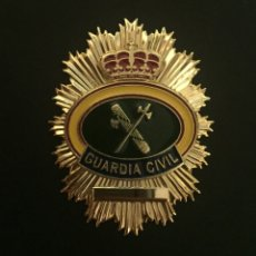 Militaria: PLACA GUARDIA CIVIL. Lote 157272129