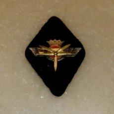 Militaria: ROMBO NEGRO INGENIERO AERONÁUTICO AVIACIÓN. EJÉRCITO DEL AIRE AÑOS 40-50. Lote 158909354