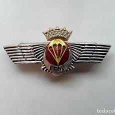 Militaria: AVIACIÓN - BRIPAC : INSIGNIA, ROKISKI PARACAIDISTA CONMEMORATIVO DE IFNI. ENVÍO GRATUITO CERTIFICADO. Lote 159130694