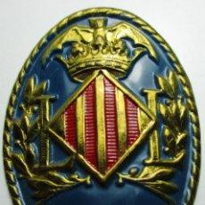 Militaria: ANTIGUA INSIGNIA, EMBLEMA, VALENCIA, MILITAR??. Lote 159152306