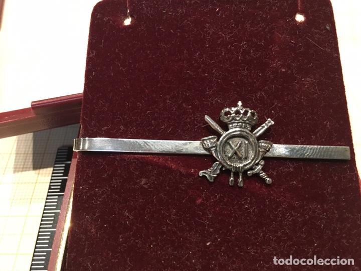 Militaria: Alfiler de Corbata Infantería , - Foto 5 - 159266808