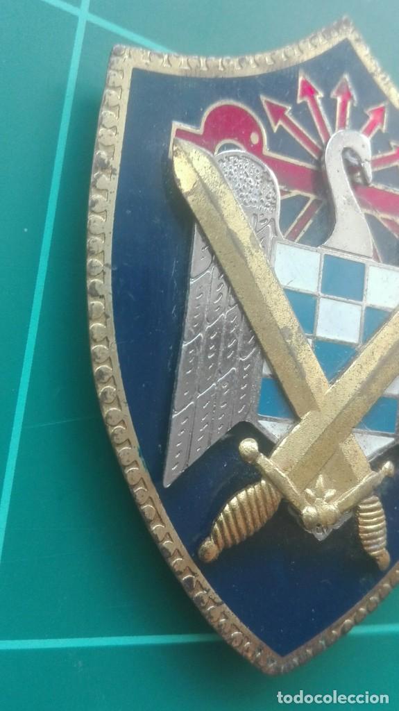 Militaria: Placa de Milicias Universitarias - Foto 2 - 159349166