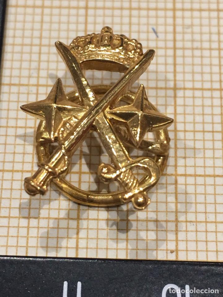 PIN OJAL GENERAL DE DIVISION (Militar - Insignias Militares Españolas y Pins)
