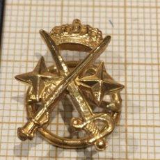 Militaria: PIN OJAL GENERAL DE DIVISION. Lote 159490225