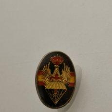 Militaria: ANTIGUO PIN INSIGNIA BRIGADA PARACAIDISTA EJÉRCITO ESPAÑOL. Lote 159633854