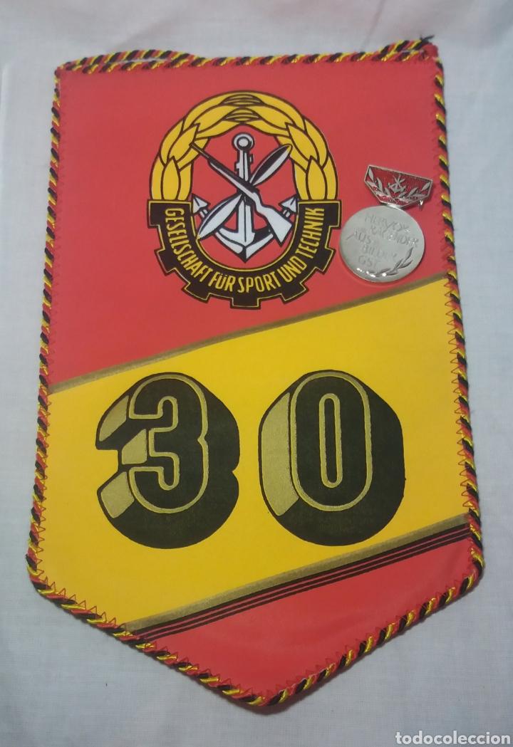 LOTE GST ALEMANIA DDR NVA (Militar - Insignias Militares Internacionales y Pins)