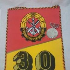 Militaria: LOTE GST ALEMANIA DDR NVA. Lote 160621161