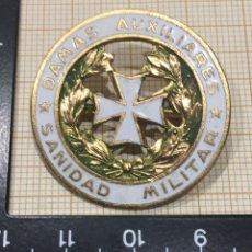 Militaria: DISTINTIVO DAMAS AUXILIARES SANIDAD MILITAR. Lote 160710670