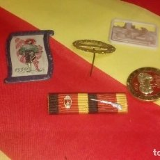 Militaria: LOTE INSIGNIAS ALEMANAS. Lote 160890826