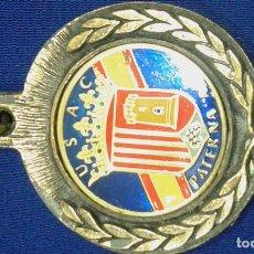 Militaria: LLAVERO EJERCITO USAC PATERNA. Lote 160956402