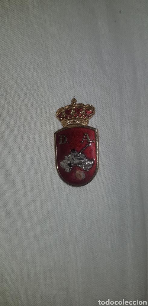 INSIGNIA DE LA DIVISIÓN ACORAZADA (Militar - Insignias Militares Españolas y Pins)