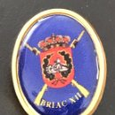 Militaria: PIN MILITAR BRIAC XII EL GOLOSO. Lote 162568236