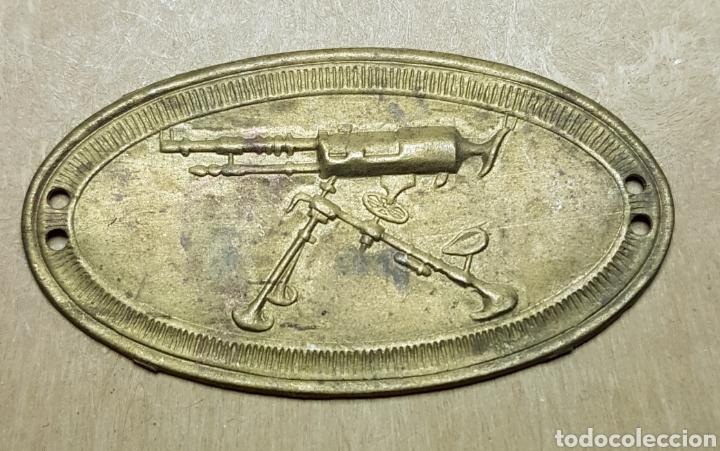 INSIGNIA HOTCKINS GUERRA CIVIL (Militar - Insignias Militares Españolas y Pins)