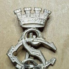 Militaria: INSIGNIA CUERPO SEGURIDAD REPUBLICA GUERRA CIVIL. Lote 162804654