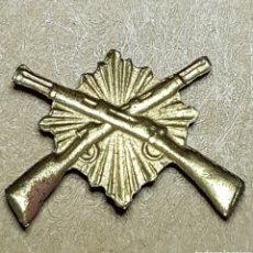 Militaria: PEQUEÑA INSIGNIA CARABINEROS GUERRA CIVIL. Lote 162806346