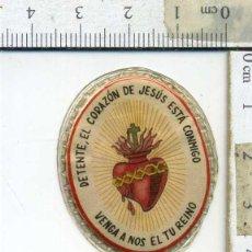 Militaria: GUERRA CIVIL, DETENTE BALA PLASTIFICADO MILITAR. Lote 163032658