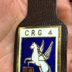 Militaria: PEPITO ORIGINAL C.R.G. 4, CRG - COMPAÑIAS DE RESERVA GENERAL ZARAGOZA-RARO -POLICIA ARMADA -NACIONAL. Lote 163992630