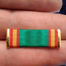 Militaria: CONDECORACIÓN MEDALLA PASADOR MERITO POLICIA NACIONAL. Lote 164675474