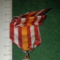 Militaria: MEDALLA TIRO CON PISTOLA. Lote 165243414