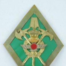 Militaria: ROMBO DE GASTADOR, AVIACIÓN, GRAN TAMAÑO MIDE 11 X 15,8 CMS.. Lote 165427322