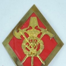 Militaria: ROMBO DE GASTADOR, INFANTERIA, GRAN TAMAÑO MIDE 11 X 15,8 CMS.. Lote 165427438