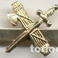 Militaria: DISTINTIVO EMBLEMA GUARDIA CIVIL ALFILER DE CORBATA . Lote 166822758