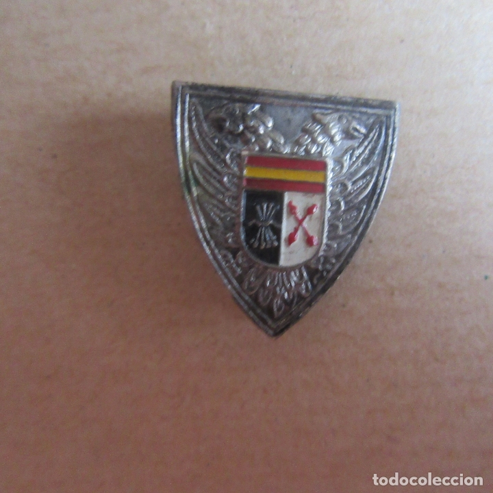 ANTIGUA INSIGNIA GUERRA CIVIL CARLISTA REQUETE FALANGE (Militar - Insignias Militares Españolas y Pins)