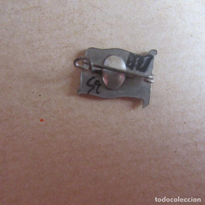 Militaria: insignia carlista requete falange guerra civil - Foto 2 - 166948628