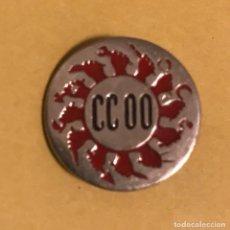 Militaria: ANTIGUA INSIGNIA PIN SINDICATO COMISIONES OBRERAS CCOO. Lote 167533612