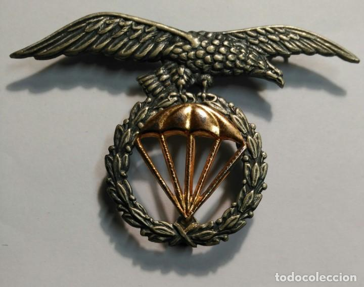 Militaria: Emblema de Boina de la - Brigada Paracaidista - Años 70 - Foto 2 - 167740376