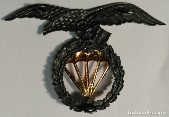 Militaria: Emblema de Boina de la - Brigada Paracaidista - Años 70 - Foto 3 - 167740376