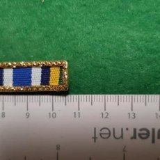 Militaria: PASADOR MEDALLA. Lote 167749864