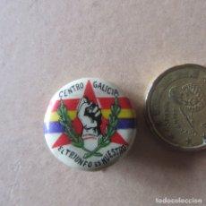 Militaria: PIN INSIGNIA BRIGADAS INTERNACIONALES GUERRA CIVIL ESPAÑOLA REPUBLICA SHC UNICA. Lote 167864604