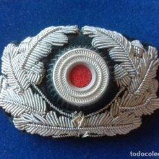 Militaria: CUCARDA COCARDA PARA GORRA DE VISARA DE OFICIAL - ORIGINAL ALEMANIA TERCER REICH . Lote 168055760