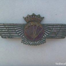Militaria: AVIACION : ROKISKI DE PARACAIDISTA . EPOCA DE FRANCO. Lote 168392148
