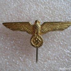 Militaria: ALEMANIA - III REICH - INSIGNIA AGUJA AGUILA NAZI. Lote 168486940
