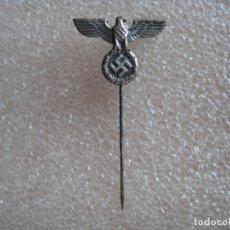 Militaria: ALEMANIA - III REICH - INSIGNIA AGUJA AGUILA NAZI. Lote 168498764
