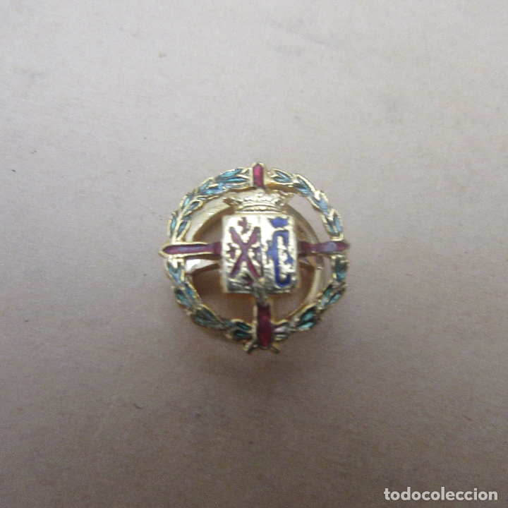 Militaria: insignia carlista requete falange guerra civil - Foto 4 - 168548220