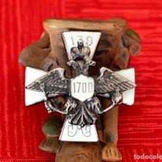 Militaria: INSIGNIA IMPERIAL RUSA DEL 139º REGIMIENTO MORSHANSKY . Lote 168765472