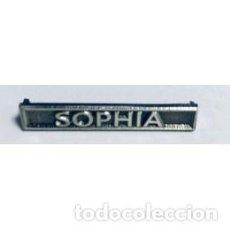 Militaria: BARRA PARA CINTA DE MEDALLA SOPHIA. Lote 168852044