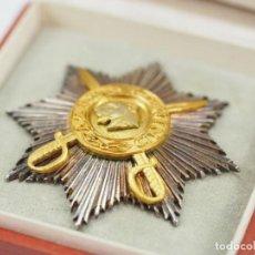 Militaria: MEDALLA SARDAR-E-JUNG ORDEN AZAD HIND INDIA SOUVAL TERCER REICH HITLER NAZI NSDAP SS. Lote 168957480