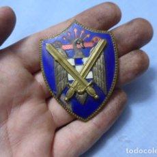 Militaria: * ANTIGUO EMBLEMA O PACA DEL SEU, MILICIAS UNIVERSITARIAS, FALANGE. ORIGINAL. ZX. Lote 169119612