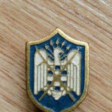Militaria: ANTIGUA INSIGNIA SEU - MILICIAS UNIVERSITARIAS - FALANGE. Lote 169192280