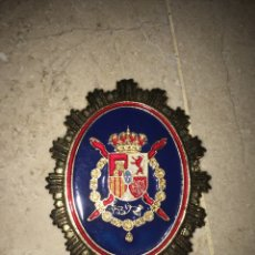 Militaria: PLACA GUARDIA REAL. Lote 169763505