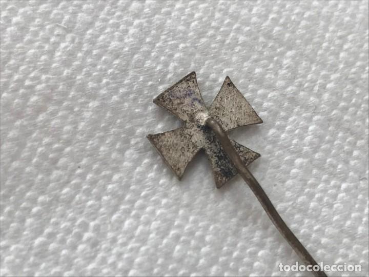 Militaria: Stick Pin Cruz de Hierro 1939 Tercer Reich Adolf Hitler Fuhrer NSDAP nazi EK1 EK2 - Foto 6 - 170290164