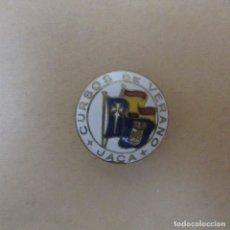 Militaria: INSIGNIA MILITAR CURSO DE VERANO DE JACA. Lote 171311493