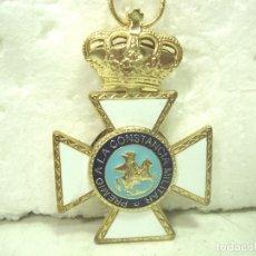 Militaria: MEDALLA - PREMIO A LA CONSTANCIA MILITAR F.VII - INSIGINIA RELIEVE MAXIMO DETALLE - . Lote 171325297