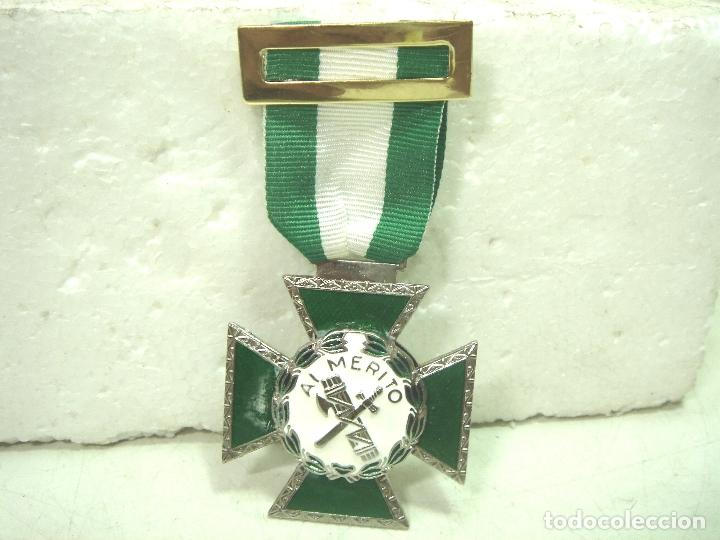 Medalla Al Merito Guardia Civil Insiginia Relieve Maximo Detalle